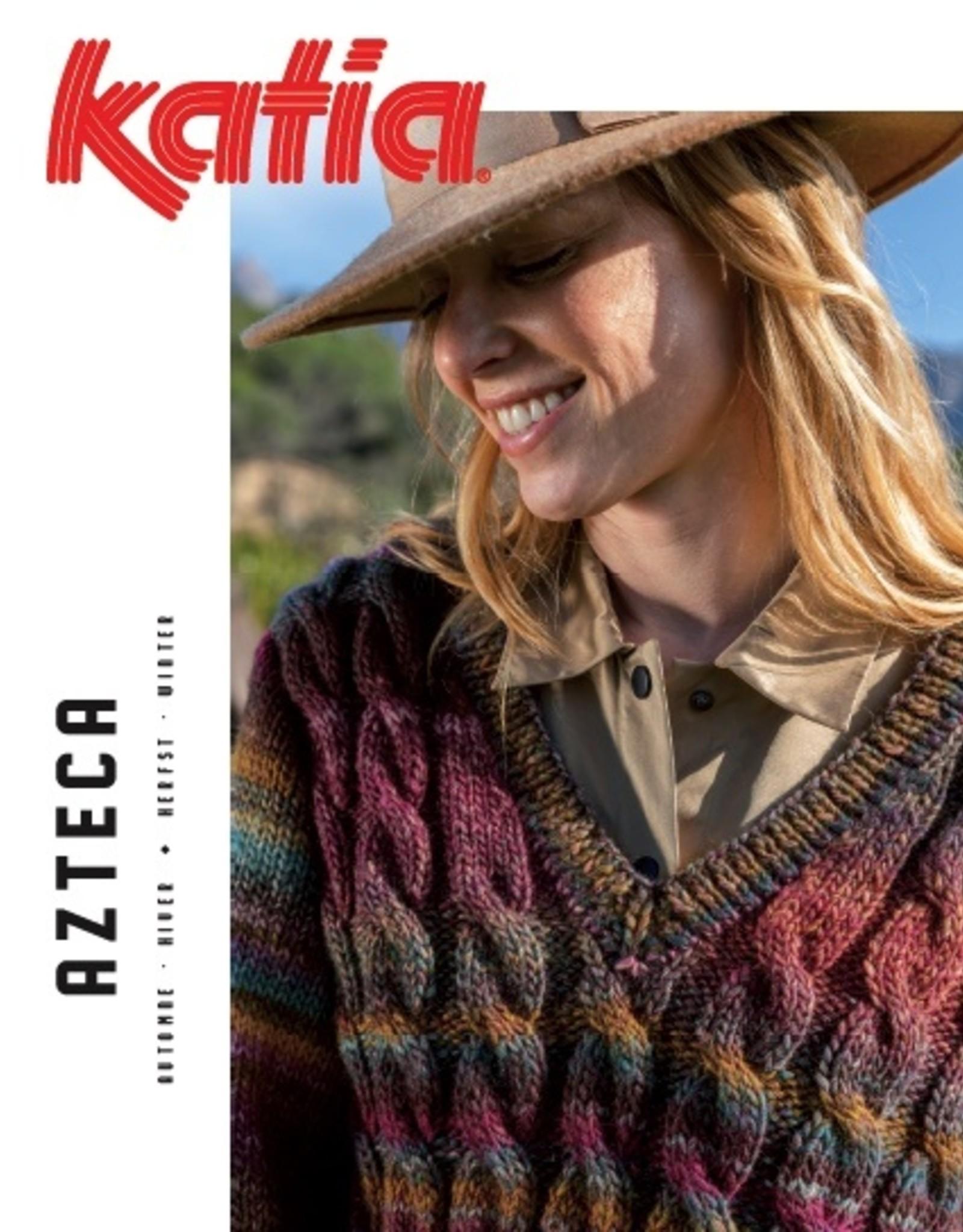 Katia Patronenboek Azteca HW20/21