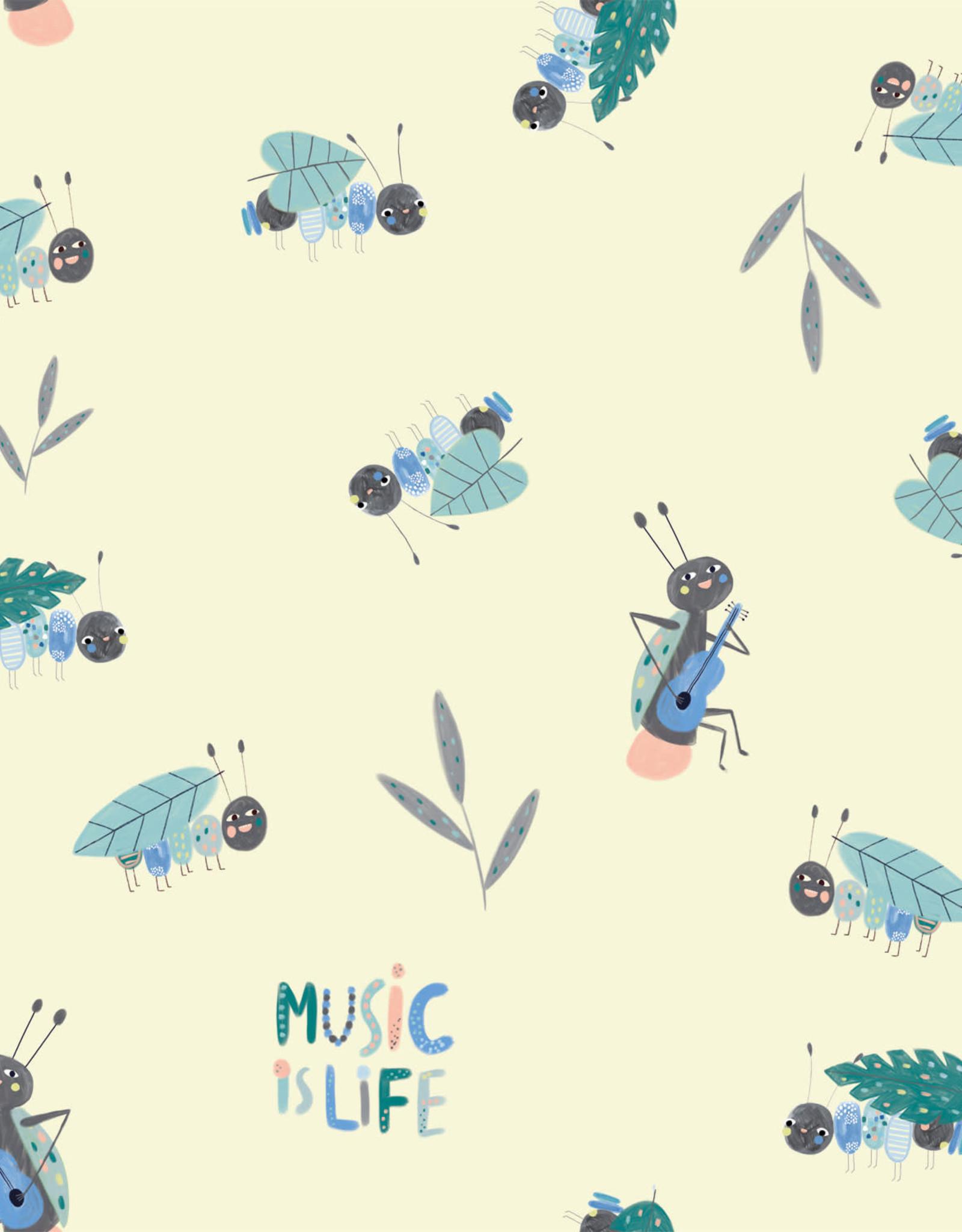 Katia Poplin Ants & Music Main