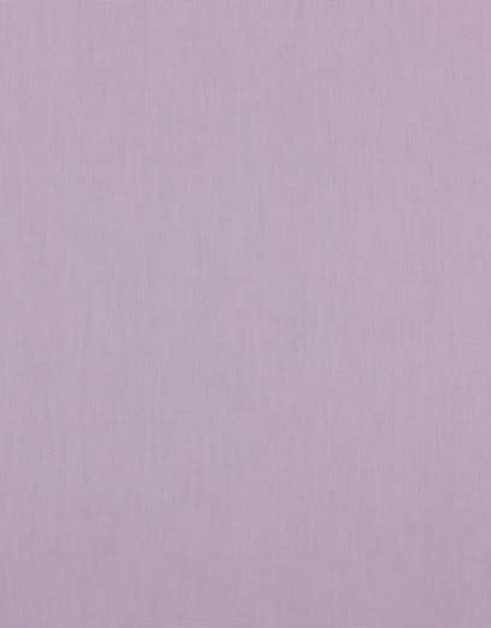 lilac effen katoen