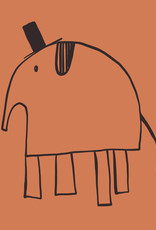 ABF ABF Lewis the Elephant (sponge)