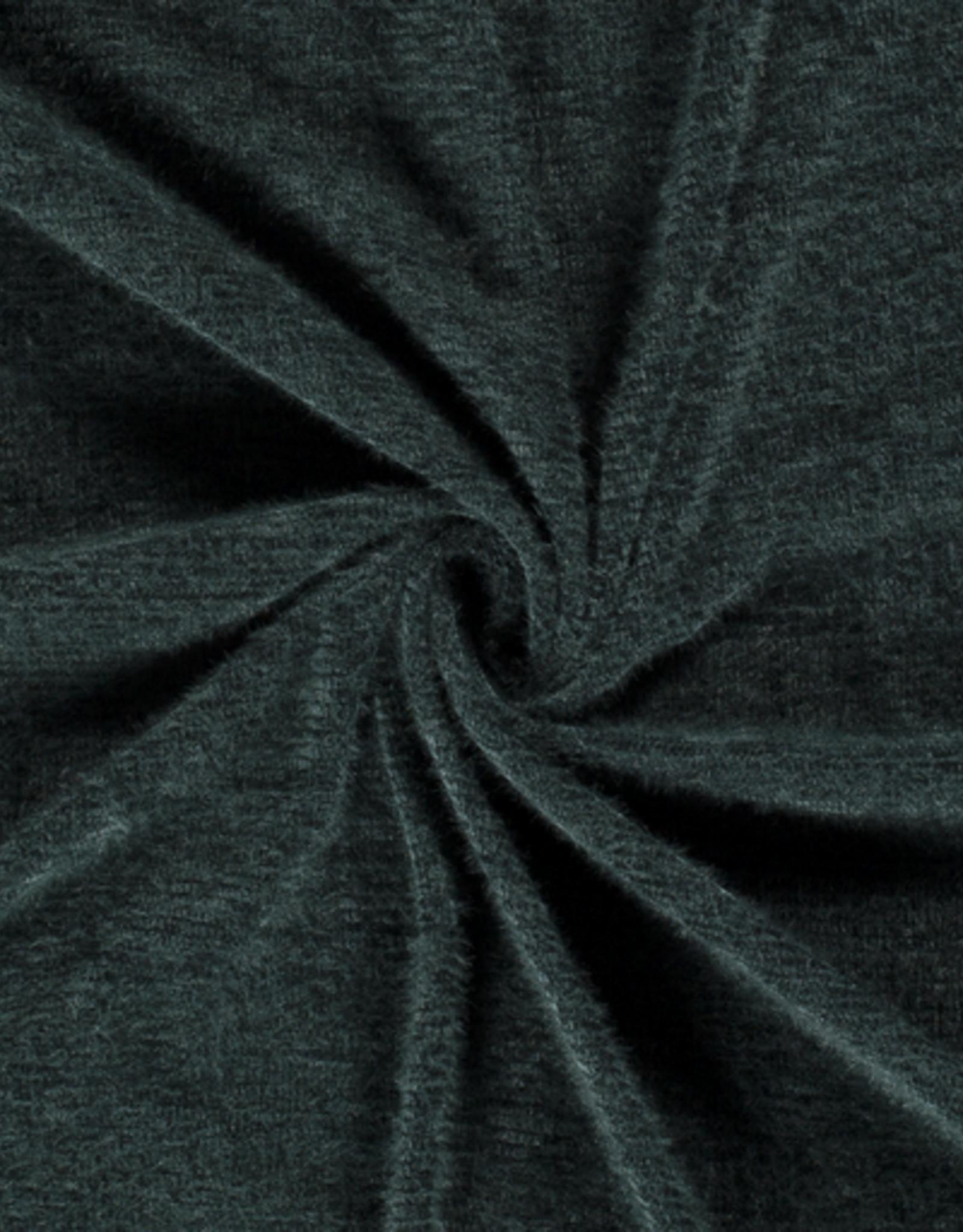 Fleece donkergroen