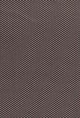 Viscosetricot abstract black