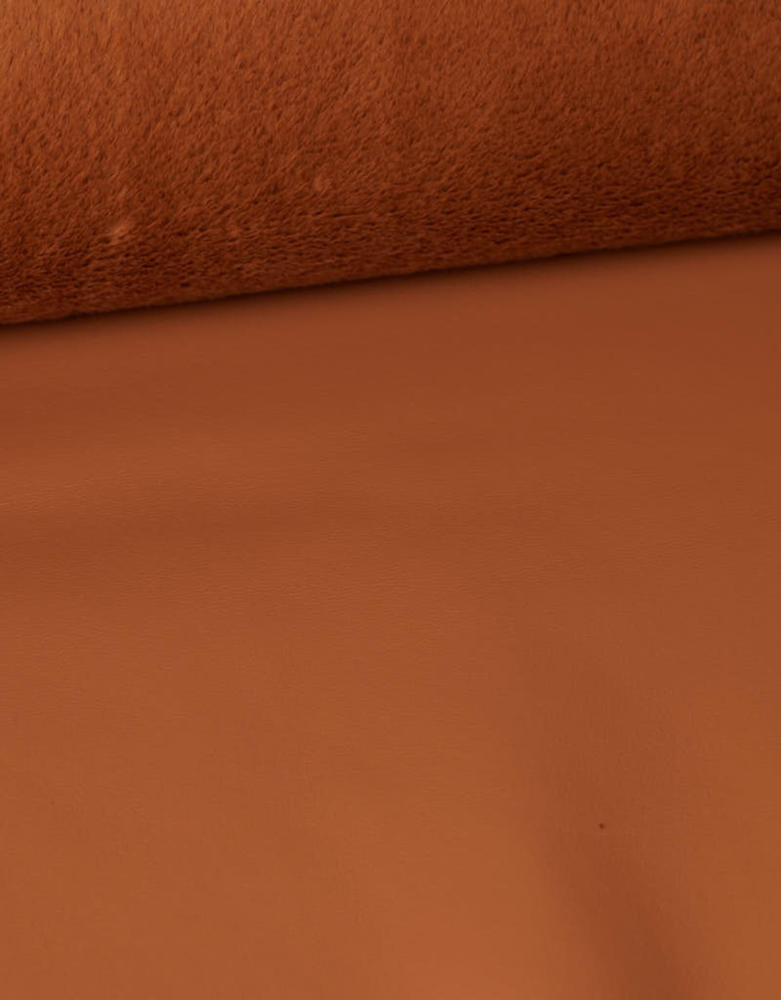 Fibre Mood FM faux leather met teddy