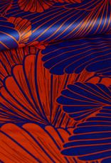 Fibre Mood FM satijn oranje paars