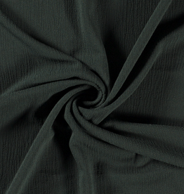 Polyestertricot zwart