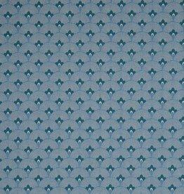 Fans blue