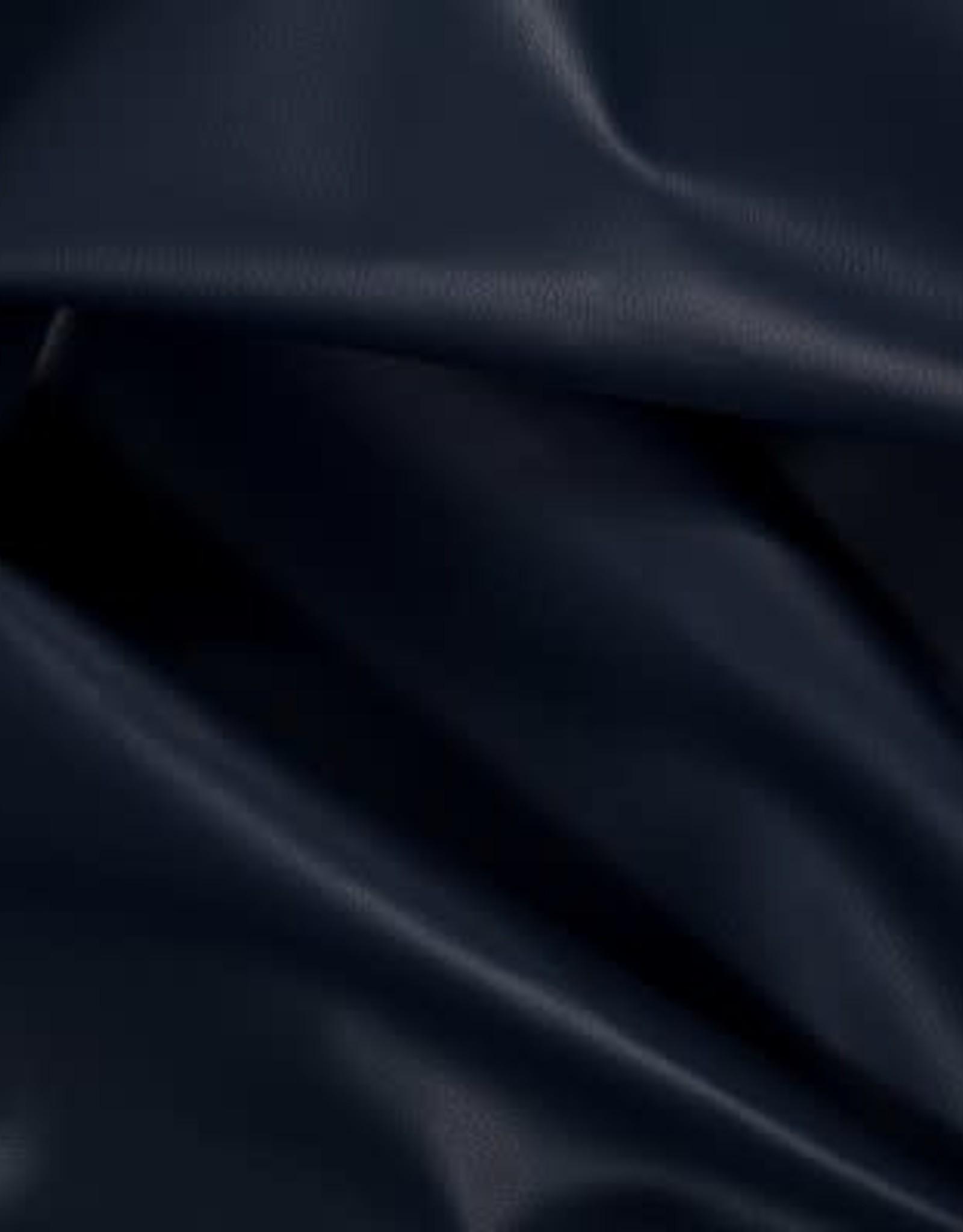 Faux leather dark blue