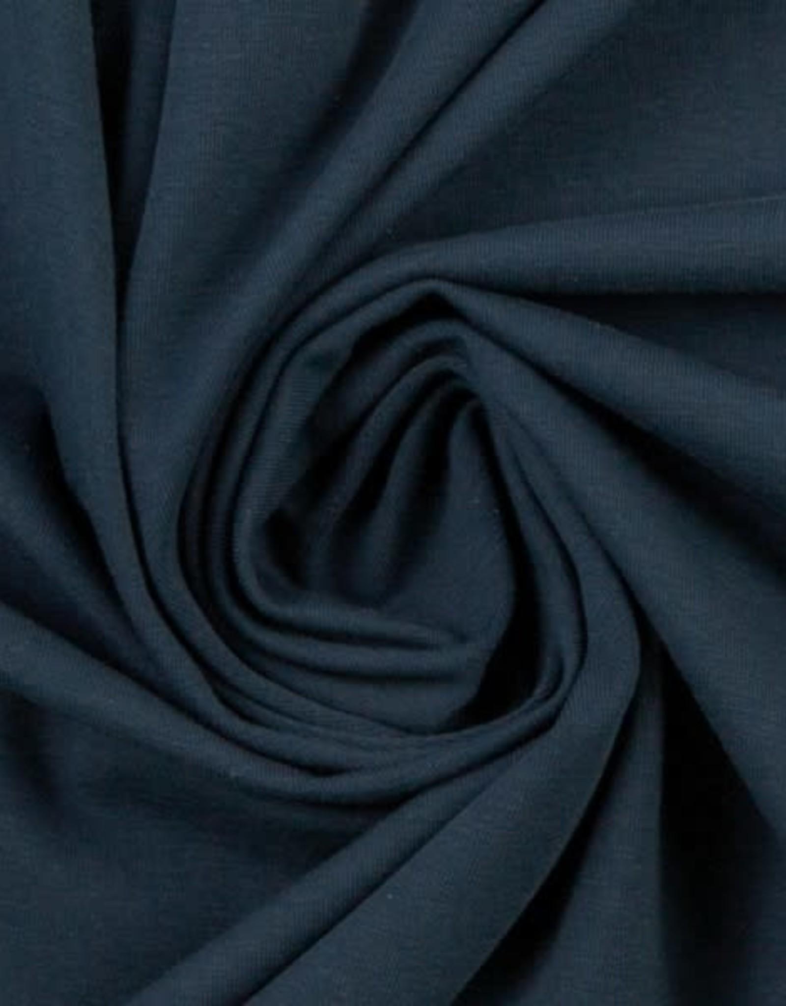 Tricot donkerblauw