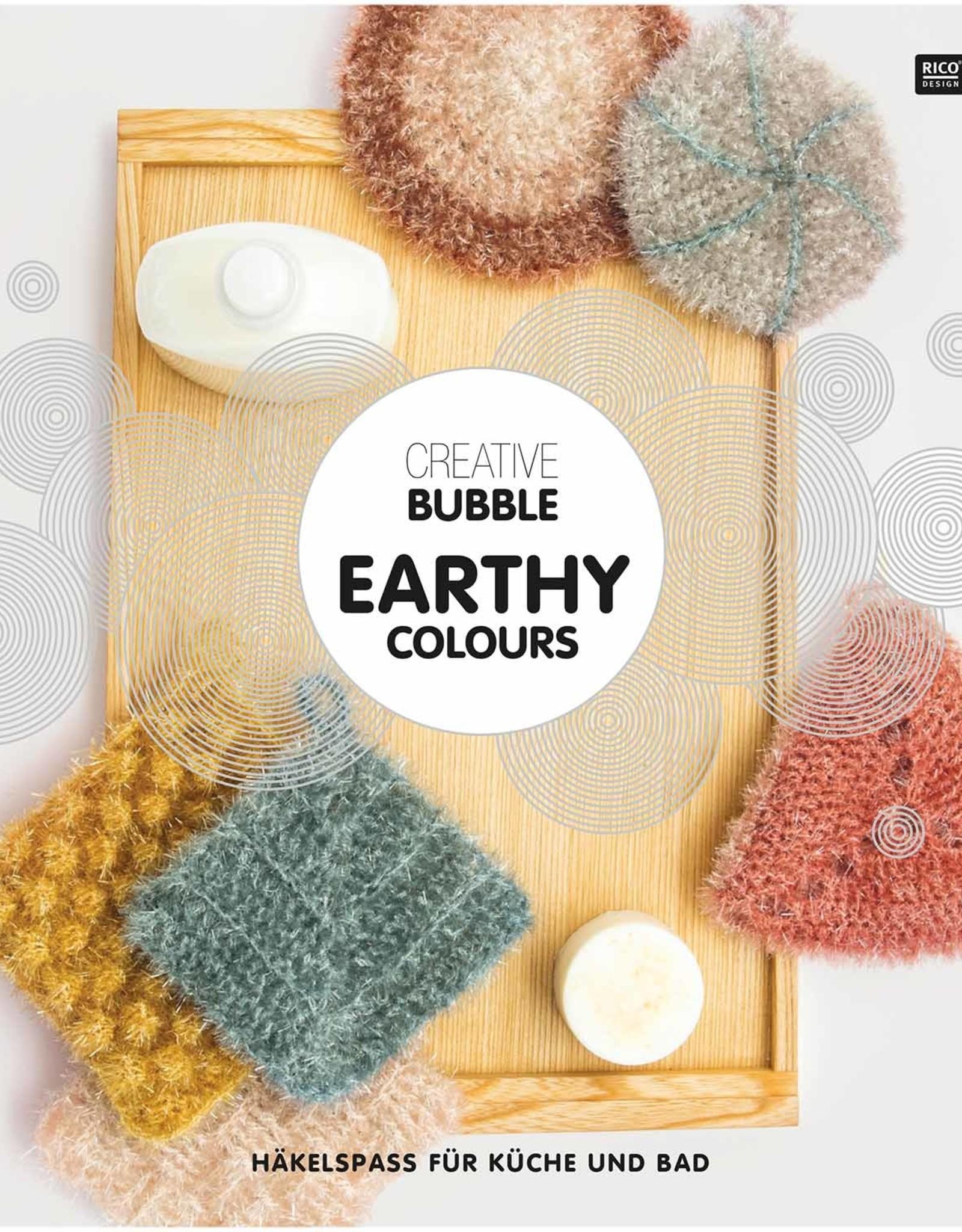 Rico Design Creative Bubble Earthy Colours