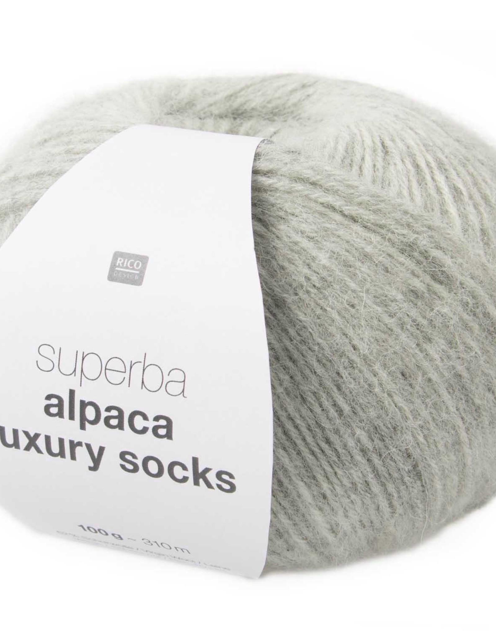 Rico Design Alpaca Luxury Socks