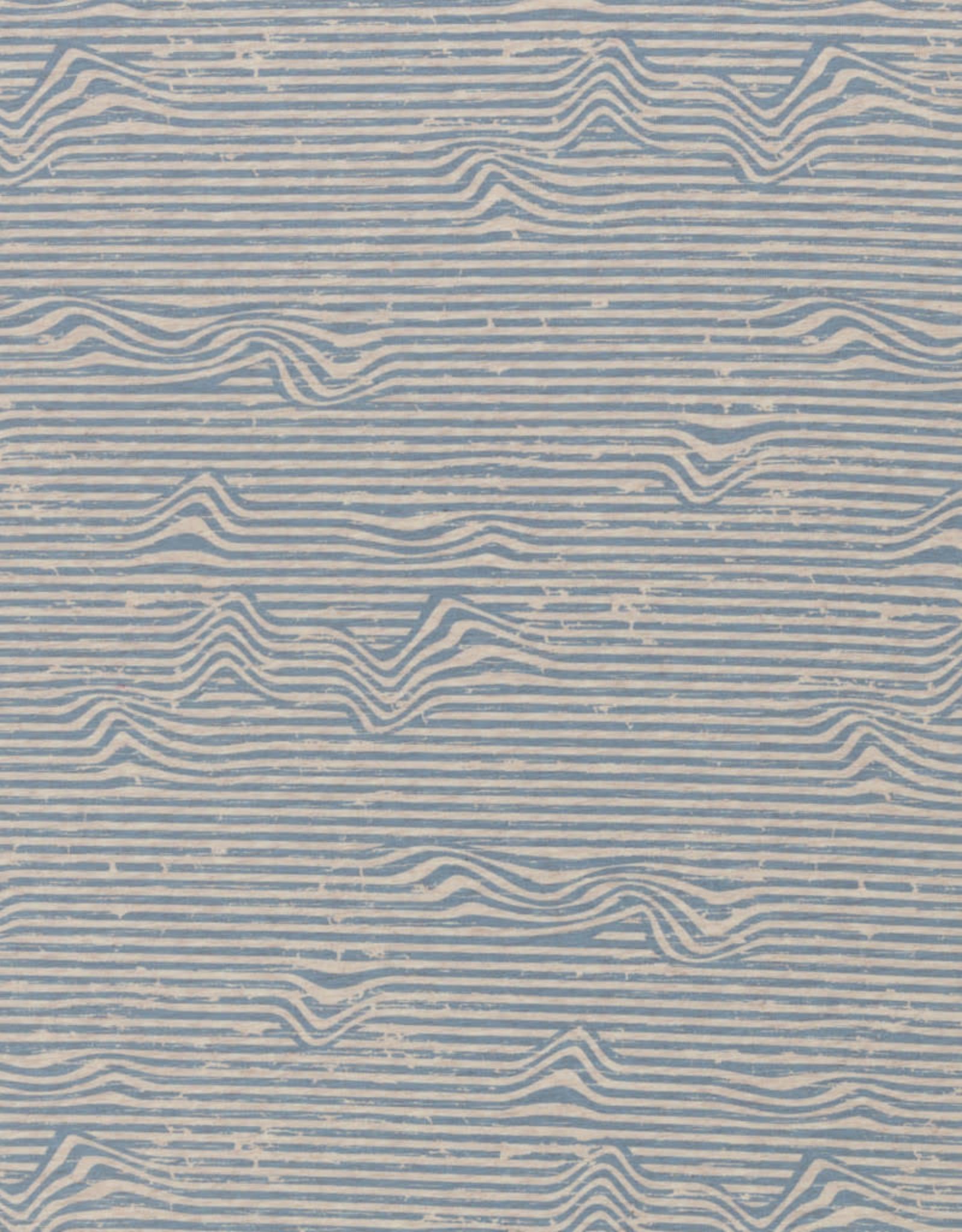 Stripes light blue