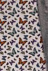 Alpenfleece butterflies