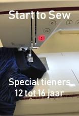 Beginners special tieners vanaf 13/1/21