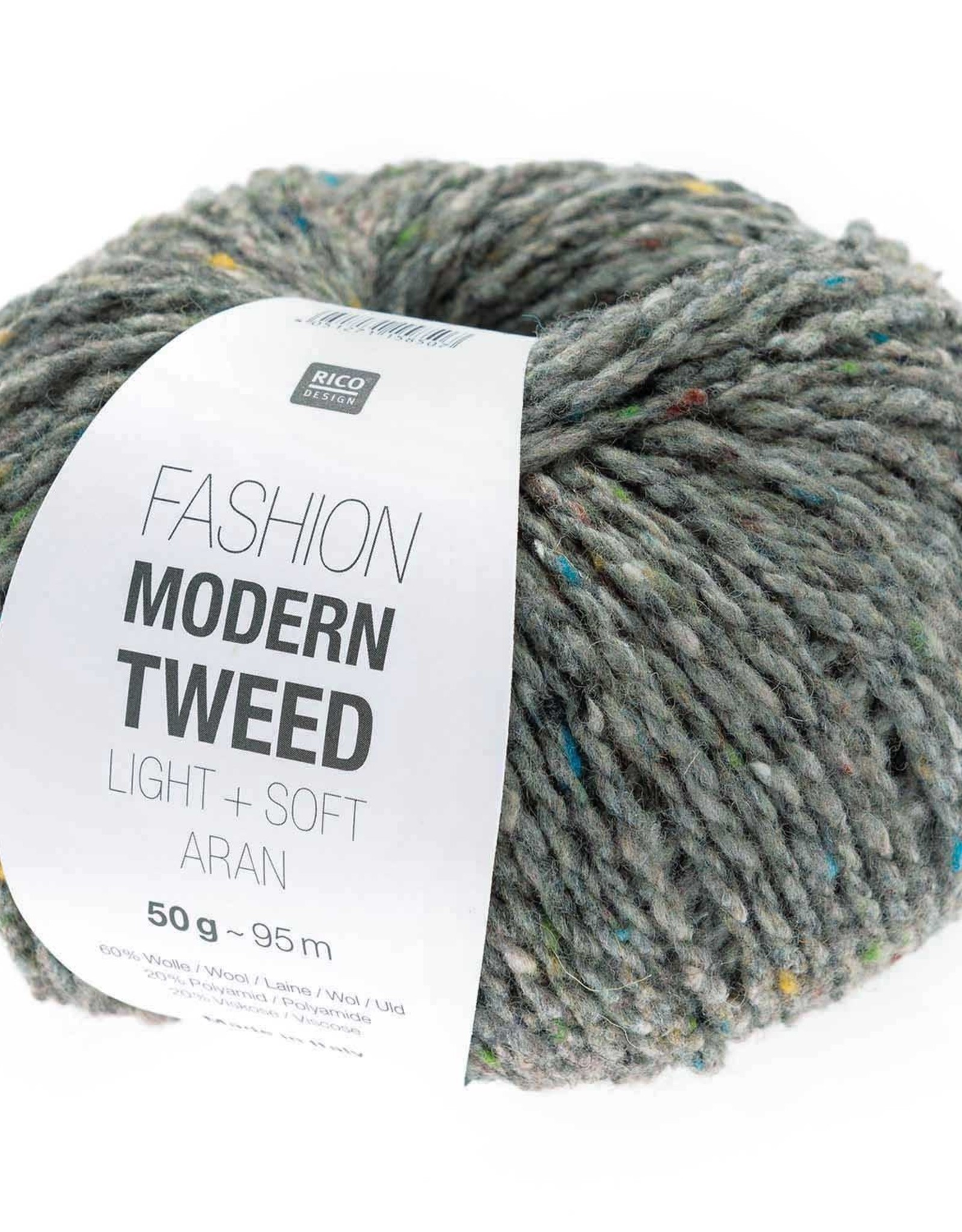 Rico Design Modern Tweed Aran