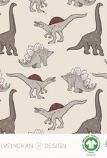 Elvelyckan Dino creme