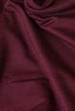 Viscose tricot brushed fuchsia