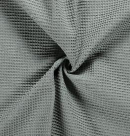 Wafelkatoen dark mint