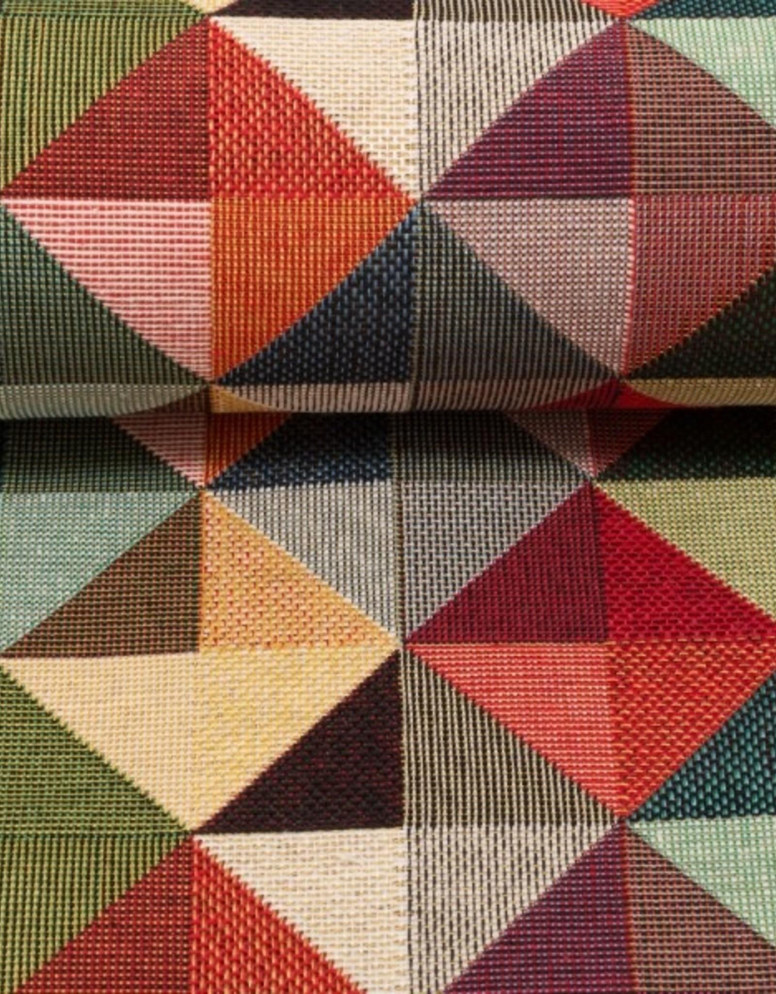 Gekleurde driehoekjes