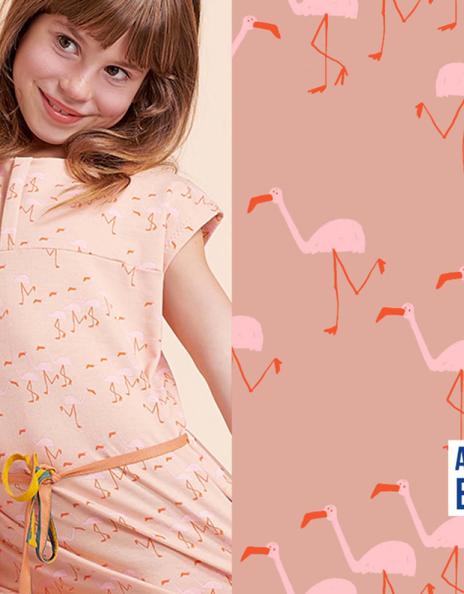 ABF WOL Flamingo