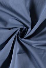 cotton twill washed lichtblauw