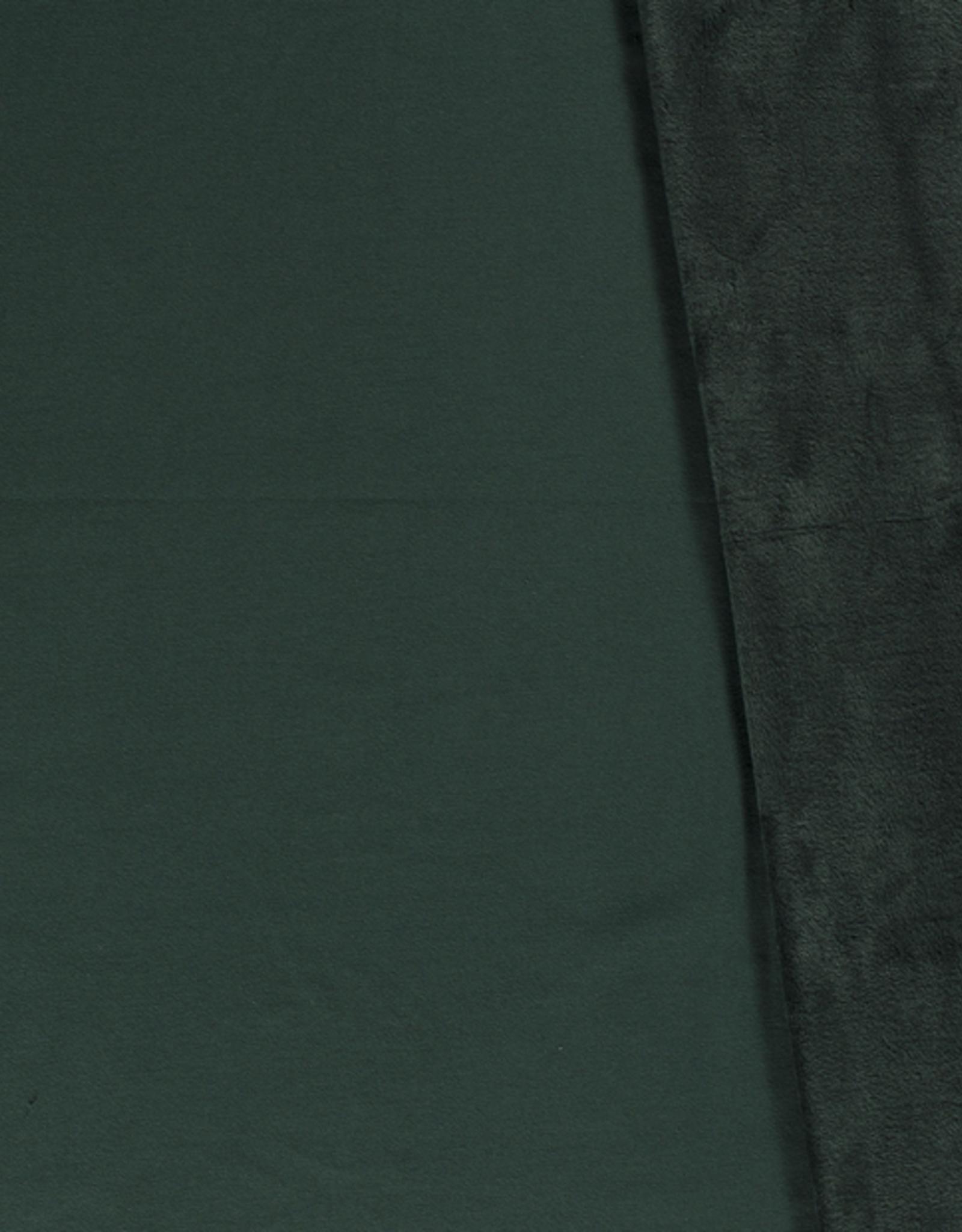 Alpenfleece donkergroen