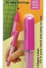 Clover Chaco liner pen roze