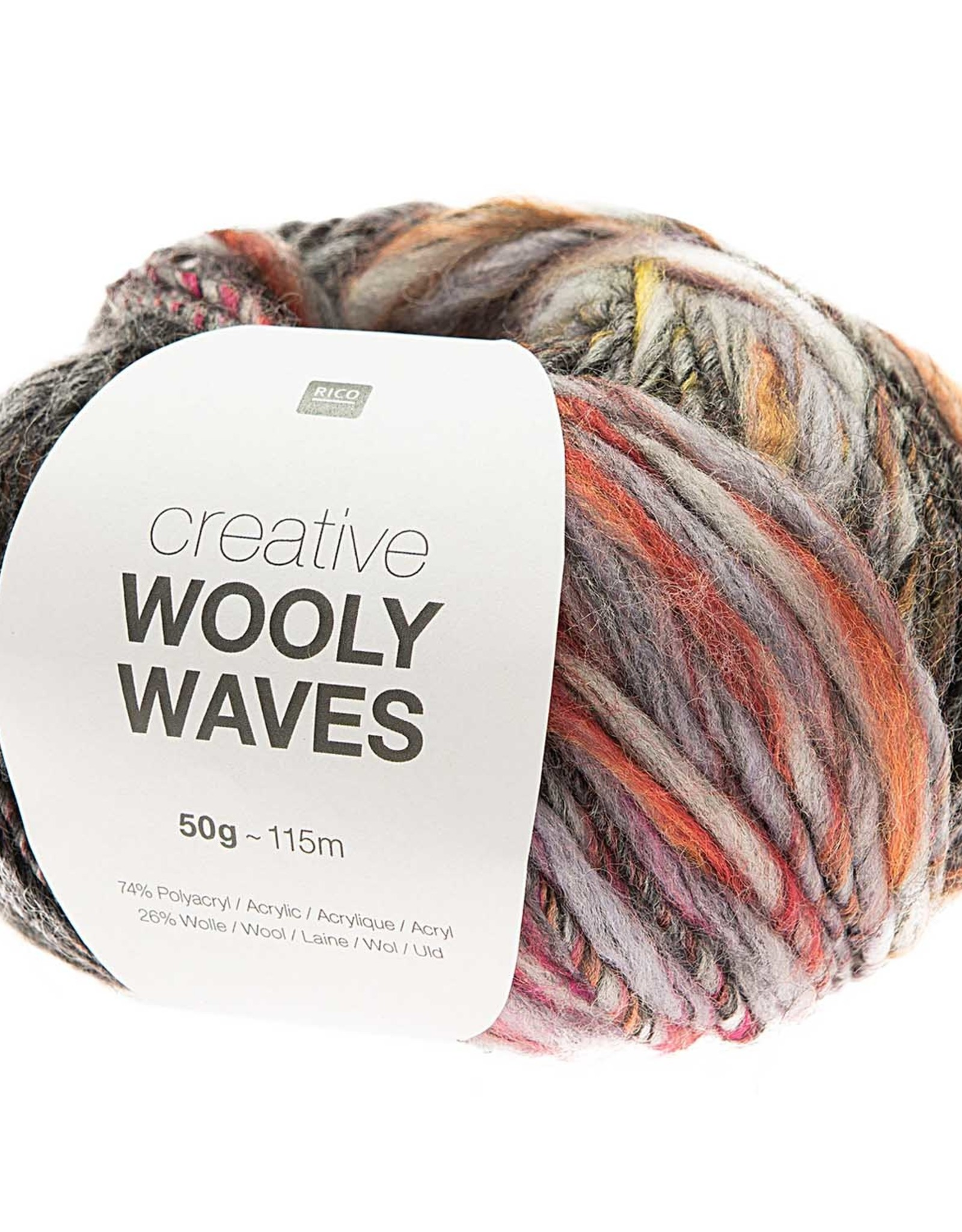Rico Design Wooly Waves