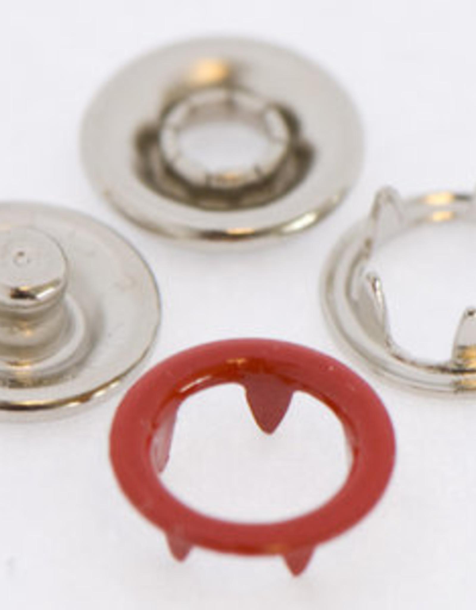 Babydrukker rood 9mm