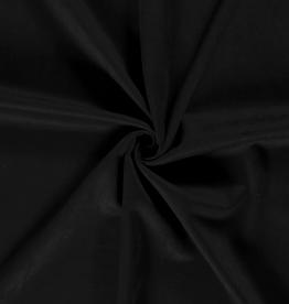scuba suede zwart