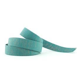 SYAS tassenband slate blauwgroen