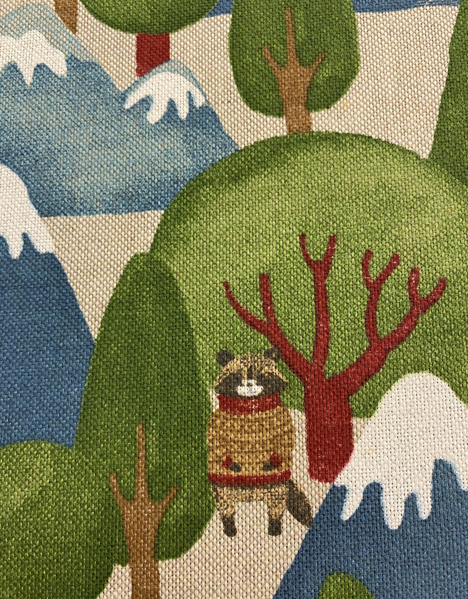 Cosy forest