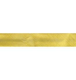 goud satijn biais
