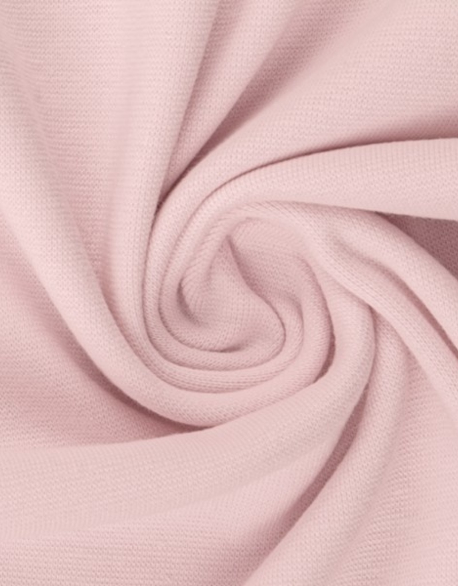 Boordstof pastel roze