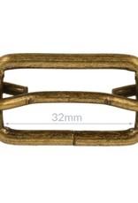 Schuifgesp 32mm