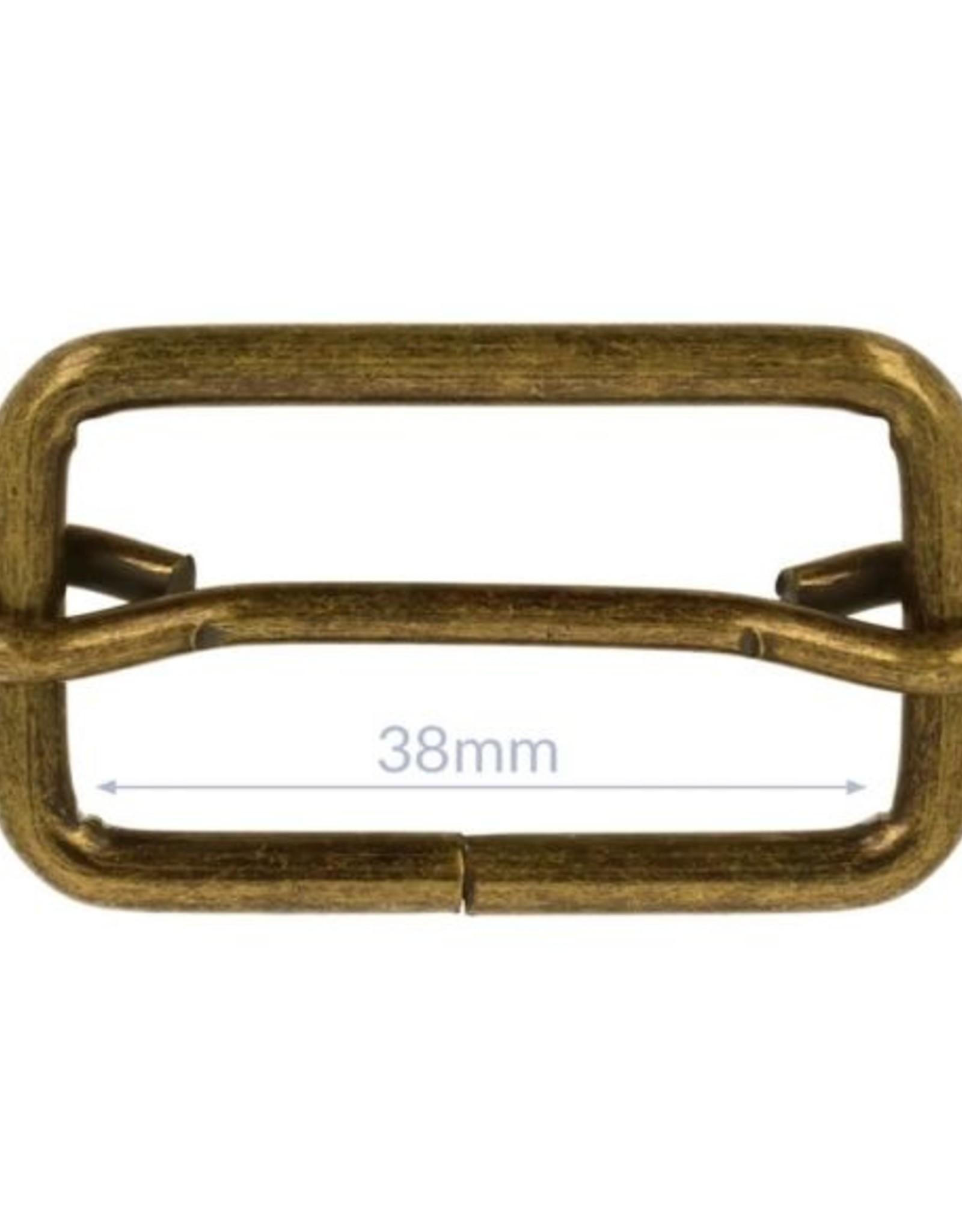 Schuifgesp 38mm