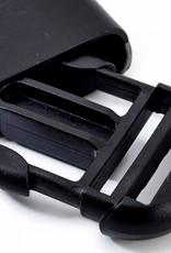 Prym Klikgesp sterk 30mm kunststof zwart