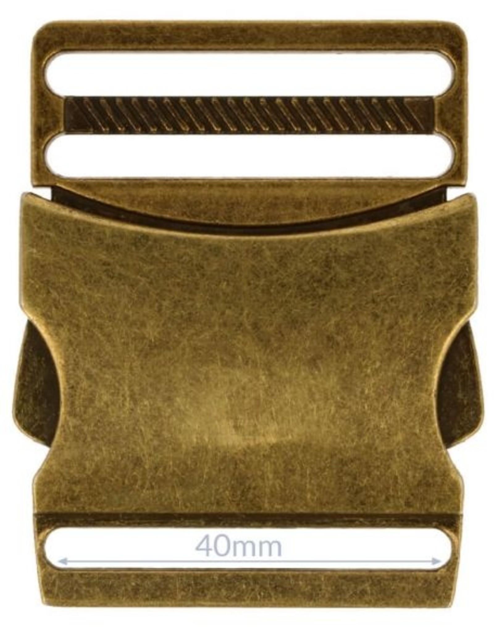 Klikgesp 40mm
