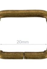 Passant 20mm