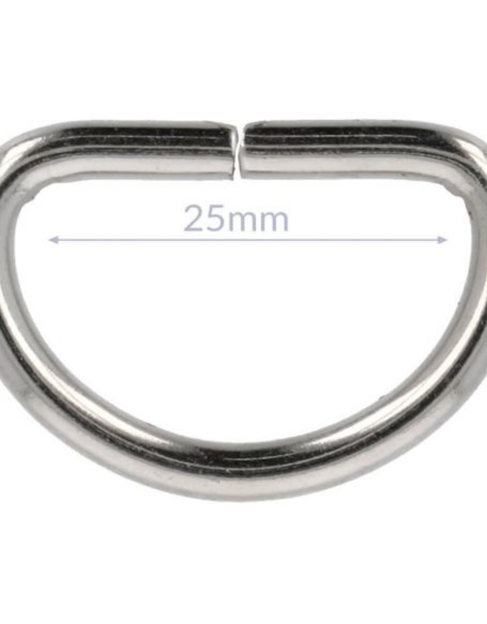 D-ring 25mm