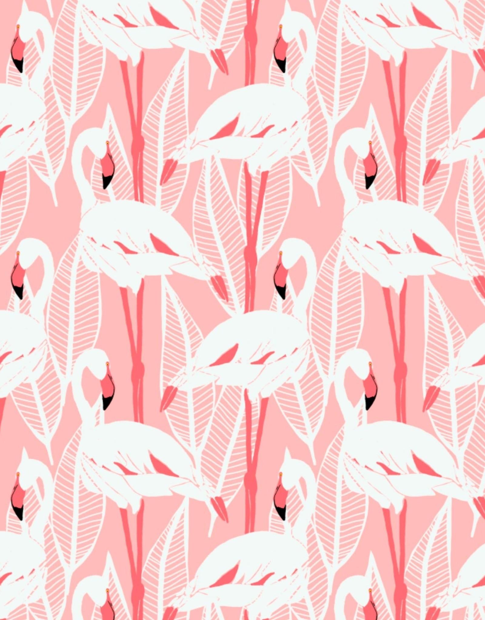 Katia Canvas flamingo