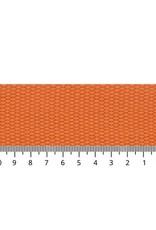 tassenband oranje 38mm