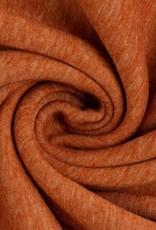 alpen fleece terracotta gemeleerd
