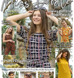 Miss Doodle zomer 2021