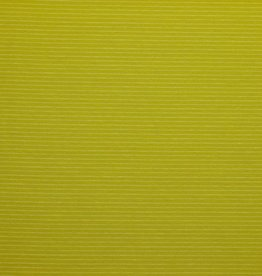 Poppy Jersey stripe ochre