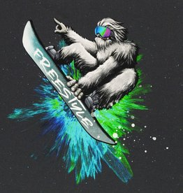 Paneel Yeti crossing