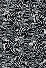 Viscose zebra