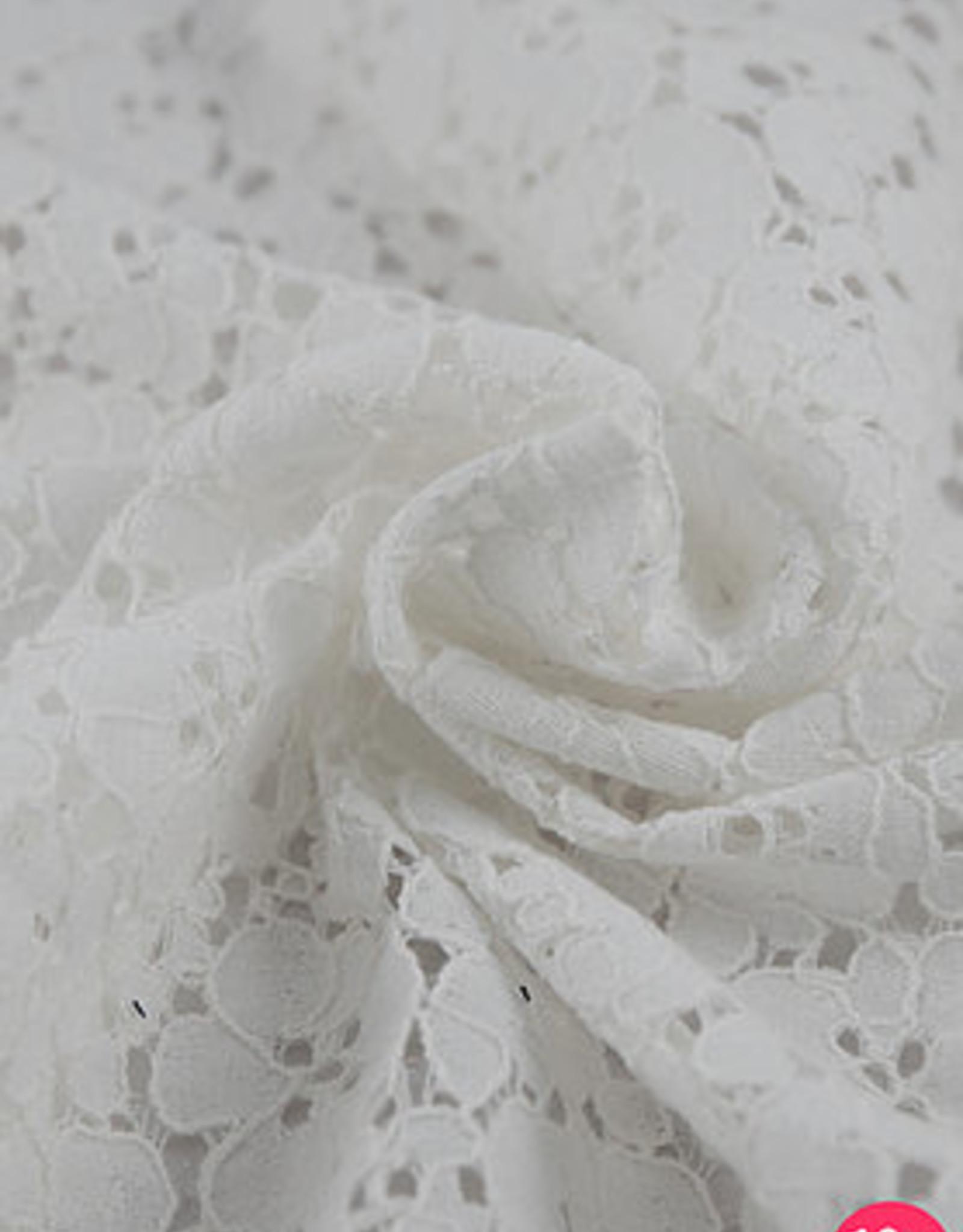 LMV kant gebroken wit