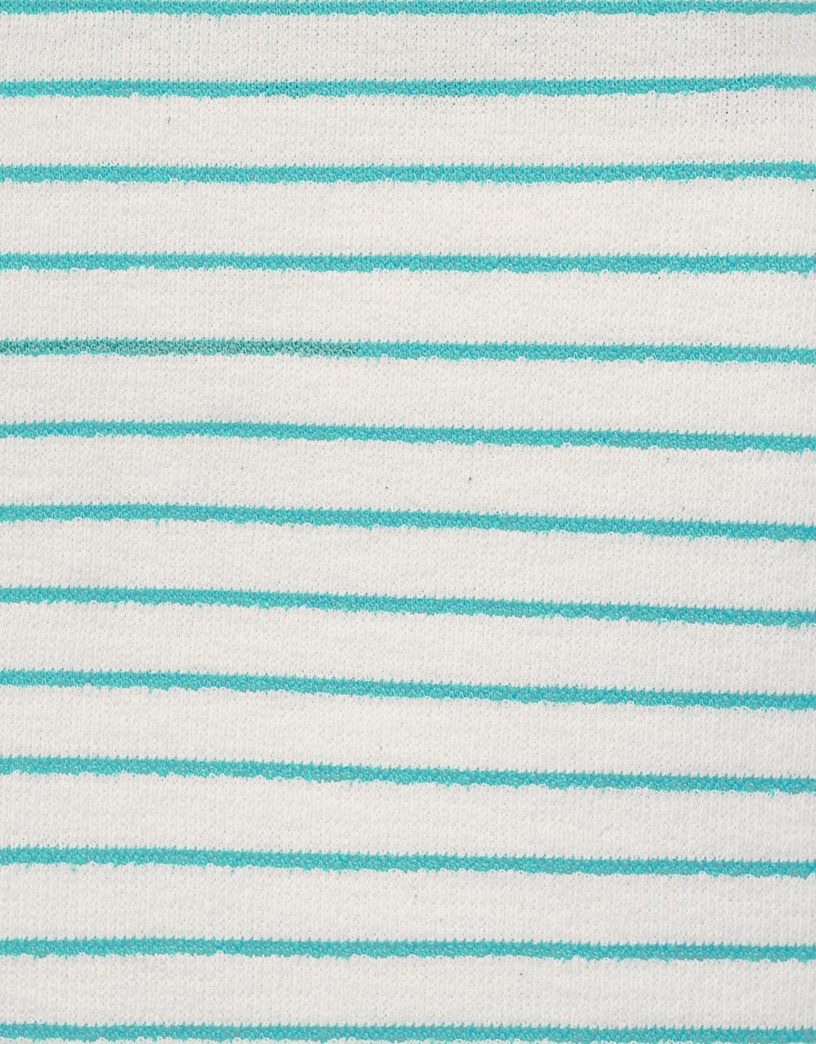 Katia Sweat towel stripes aqua