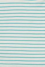 Katia Slub jersey stripes aqua