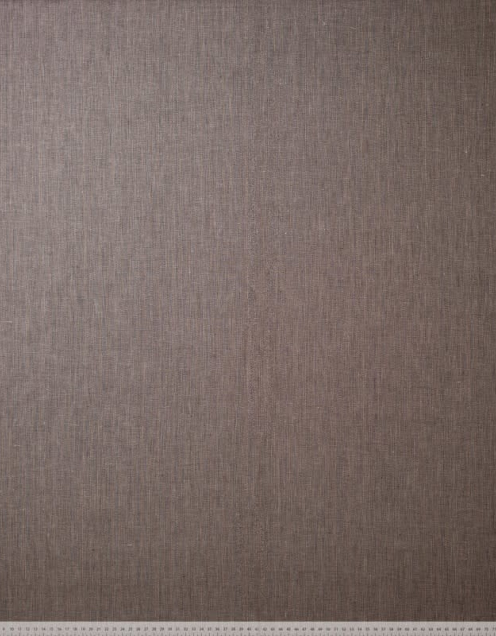 Katoenlinnen bruin